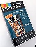 Kind Bar - VarietyPack (9 Almond Sea Salt Dark / 9 Maple Glazed Pecan Sea Salt) 18 bars