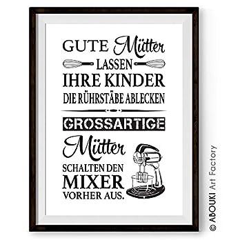 Gute Mütter – Kunstdruck ungerahmt, DIN A4