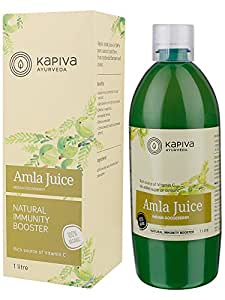 Kapiva Amla Juice - 1 L - Boosts Digestion And Immunity