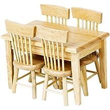 Auf Stuhl 12 Suchergebnis Und FürTisch Puppenhaus 1 Für j5qAS3Lc4R