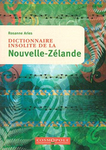 Dictionnaire insolite de la Nouvelle-Zélande