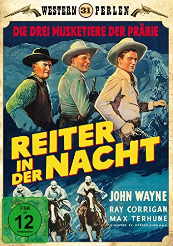 Die 3 Musketiere - Reiter in der Nacht - Western Perlen 31 (The Night Riders)