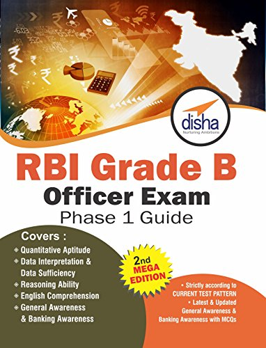 RBI Grade B Officer Exam Phase-1 Guide