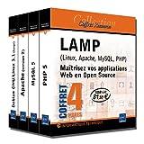 LAMP (Linux, Apache, MySQL, PHP) Pack 4 volumes : Maîtrisez vos applications Web en Open Source