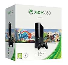 Console Xbox 360 4Go + Peggle 2