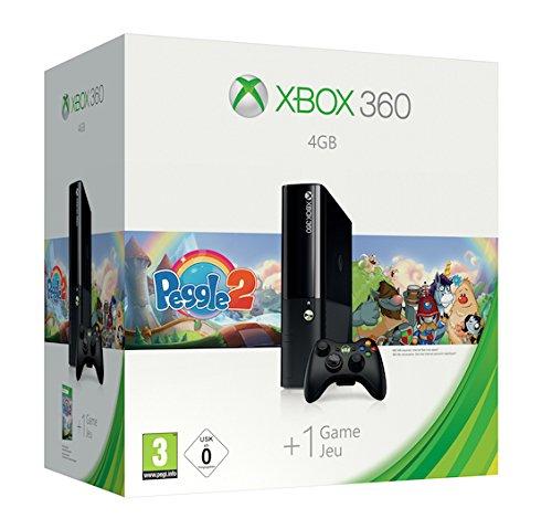 Xbox 360 - 4 GB inkl. Peggle 2 (DLC) Xbox 360 Dlc