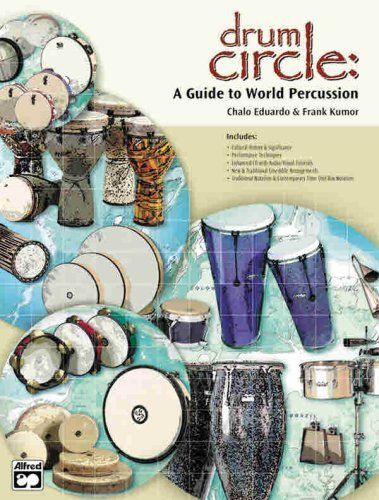 Drum Circle: A Guide to World Percussion, Book & CD by Chalo Eduardo (2001-11-01)
