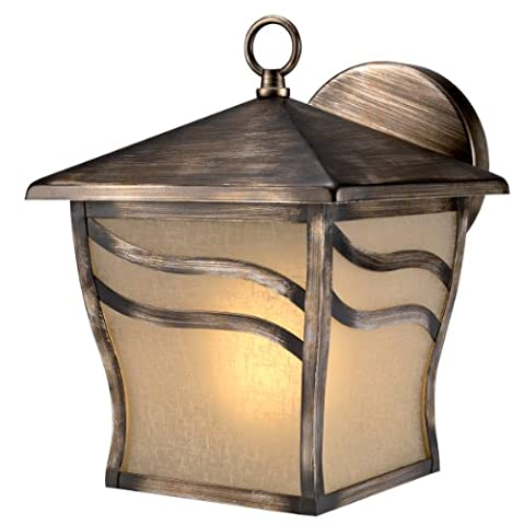 Hardware House H10-3114 Monaco Outdoor Fixture Down Light, Parisian Bronze