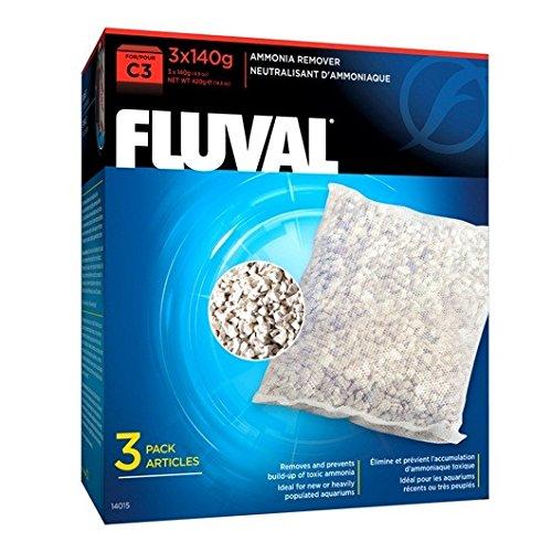Fluval Belastung Ammoniak Entferner für Filter C3 -