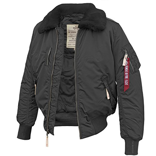 Alpha Industries Injector III schwarz - M