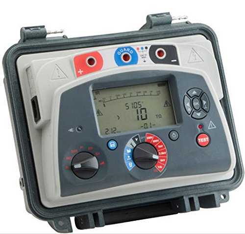 Preisvergleich Produktbild Gowe 5-kv Isolation Widerstand Tester Advanced Speicher mit Uhrzeit/Datum Stempel