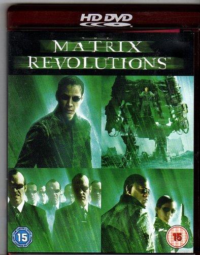 Matrix Revolutions HD DVD