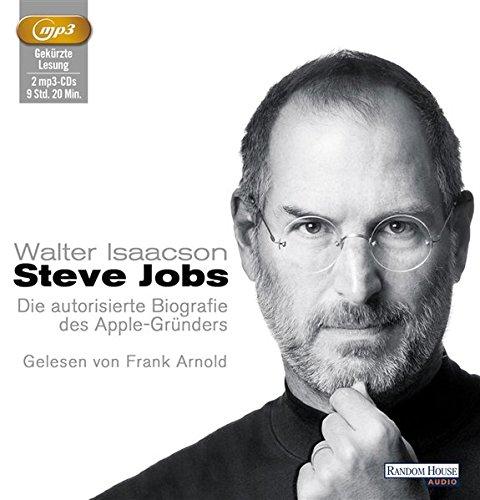 Steve Jobs: Die autorisierte Biografie des Apple-Gründers Buch-Cover
