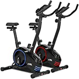 Confidence Pro Indoor Cycling Exercise Bike W 13kg Flywheel