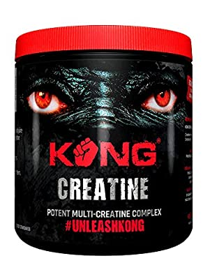 Matrix Nutrition Kong Creatine Monohydrate Ethyl Ester Nitrate Gluconate 350g. from Matrix Nutrition