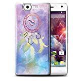 Stuff4 Phone Case for Wiko Highway 4G Colourful