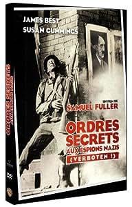 Ordres secrets aux espions nazis