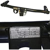 Chevy/GMC Tahoe/Yukon OEM Tow Hitch 15106790 by General Motors