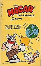 Hagar the Horrible: All the World Loves a Lover O 8 by Dik Browne (1985-03-02)