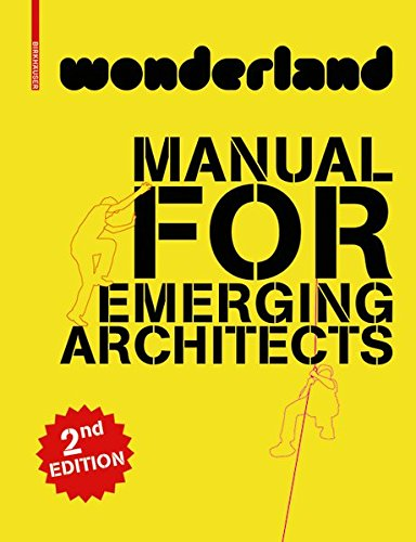 wonderland - MANUAL FOR EMERGING ARCHITECTS