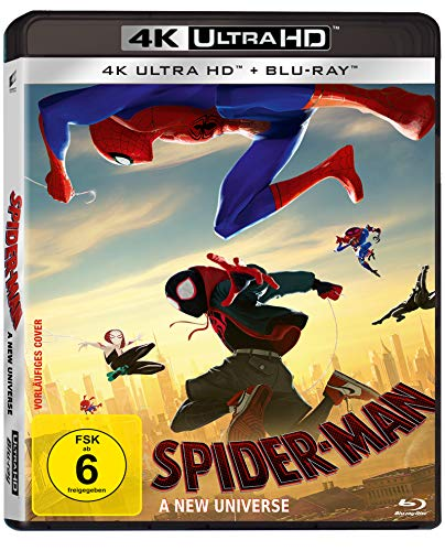 Spider-Man: A new Universe [Blu-ray]