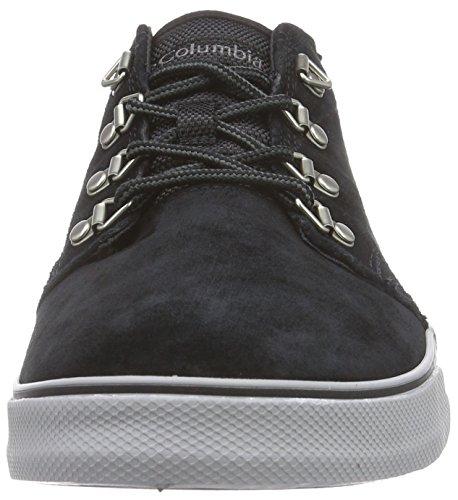 Columbia Vulc N Vent Mezza Cupola Herren Sneakers Schwarz (nero / Grigio Chiaro 010)