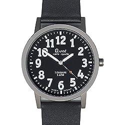 Gardé Ruhla Klassische Uhr für Herren Titan Exclusiv 56-86