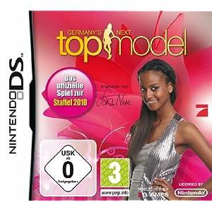 Germany's Next Topmodel – Das offizielle Spiel zur Staffel 2010