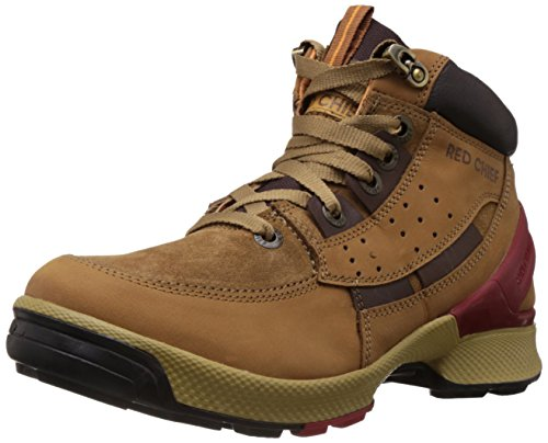 Redchief Men's Rust Leather Boots - 6 UK  (RC3054 022) image
