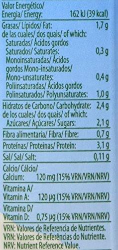Vivesoy Bebida De Soja Sabor Natural - Pack de 6 x 1 L - Total: 6 L