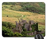 clifden castle county galway ireland Mouse Pad, Mousepad (Medieval Mouse Pad)