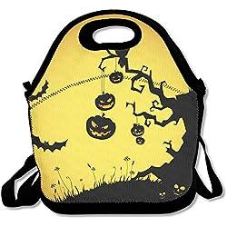 Bloody Mary la Freak Geek Bolsa para el almuerzo bolsa bolso fiambrera para la escuela trabajo al aire libre