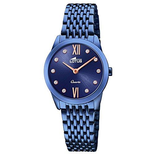 Lotus Minimalist 18479/1 Wristwatch for women Design Highlight