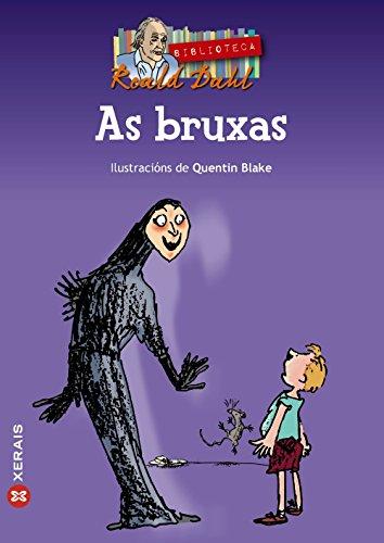 As Bruxas / The Witches par Roald Dahl