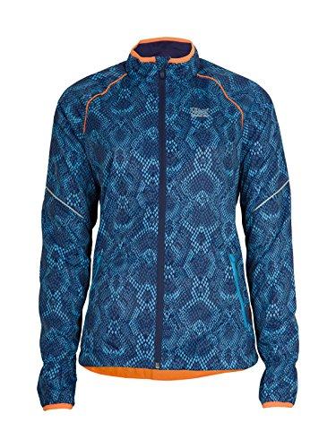 TAO Sportswear Damen W's Jacket Jacke/Weste Snake Print