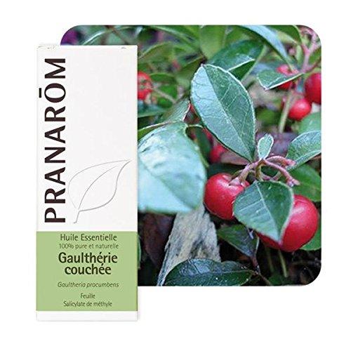 Pranarom - Huile essentielle gaulthérie couchée - 30 ml huile essentielle gaultheria procumbens