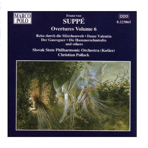SUPPE: Overtures, Vol.  6