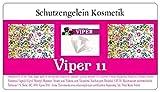 Viper 11,intensiv Falten mindern im Gesicht, Hals Falten glätten, konzentrierte Hyaluronsäure Creme Retinol Faltenfüller