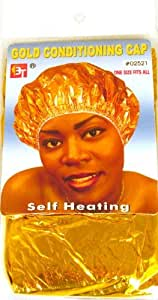 Gold Conditioning Cap-Self Heating