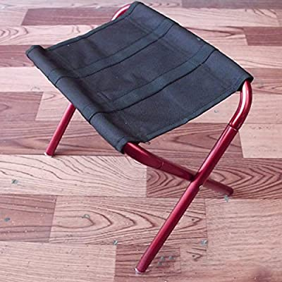 Zantec Mini Folding Chair Ultra Light Mini Folding Chair Portable Seat Stool With Storage Bag for Outdoor Camping Hiking Fishing from Zantec