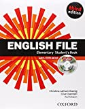 English File third edition: Elementary: Student's Book with iTutor: The best way to get your students talking