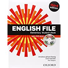 English File, Elementary, Third Edition : Student's Book, w. DVD-ROM iTutor