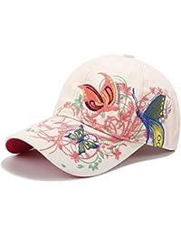 Fuxitoggo Gorras de béisbol Ajustables para los Sombreros Ligeros Casuales  del Deporte de la Comodidad de 701534fb16a