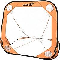 Brine Salmuera Lacrosse Patio Trasero Wars Objetivo (4x 121,92cm, Naranja)