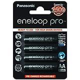 Panasonic eneloop Pro BK-3HCCE/4BE 2450mAh Blister 4uds.