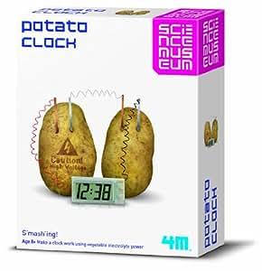 Science Museum Potato Clock
