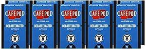 Cafepod Supercharger Espresso Nespresso Compatible Coffee Capsules