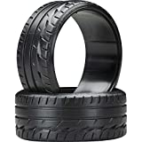 HPI/TT H33468 - LP29 T-Drift Reifen Bridgestone Potenza RE-11, 29 mm, 2 Stück, Mehrfarbig
