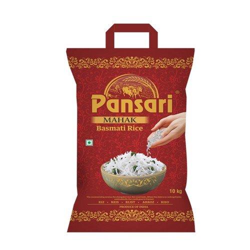 Pansari Mahak Basmati Rice, 10kg
