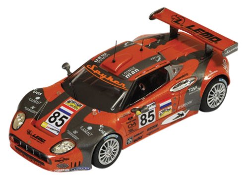 ixo-1-43-massstab-spyker-c8-spyder-gt2-r-nummer-85-le-mans-2007-a-belicchi-a-chiesa-modell-auto